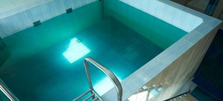 Hotel Luchesa: Heated Swimmingpool VITEBSK