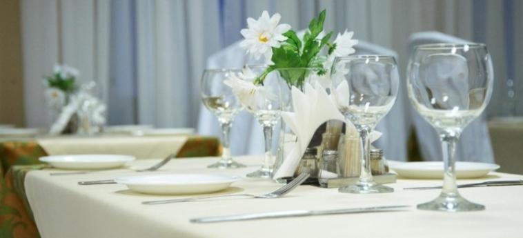 Hotel Luchesa: Restaurant VITEBSK