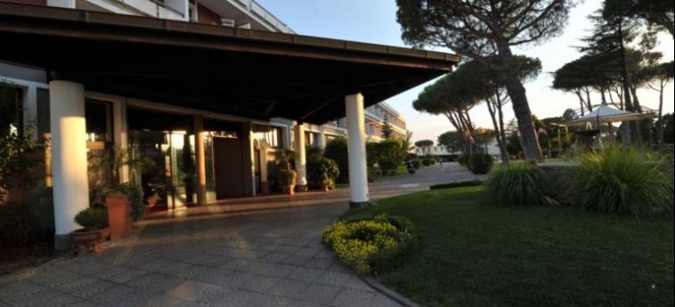 Grand Hotel Terme Salus: Exterior VITERBO