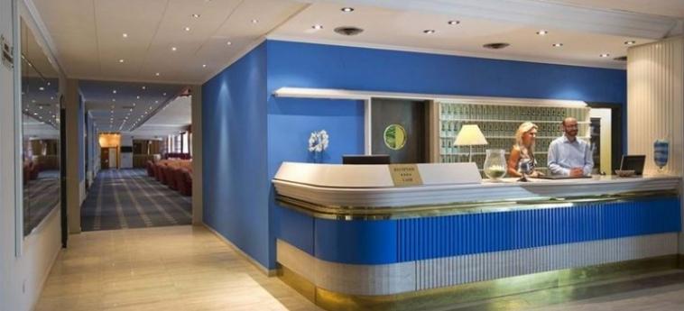 Grand Hotel Terme Salus: Reception VITERBO