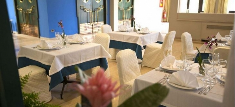 Grand Hotel Terme Salus: Restaurant VITERBO