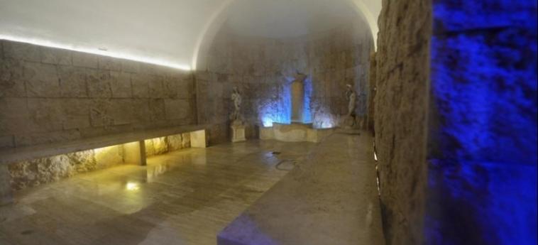 Grand Hotel Terme Salus: Turkish Steam Bath VITERBO