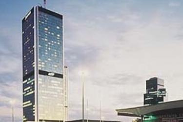 Hotel Warsaw Marriott: Außen WARSCHAU