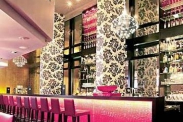 Hotel Warsaw Marriott: Bar WARSCHAU
