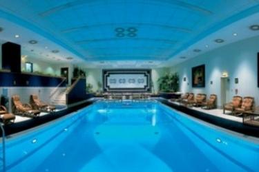 Hotel Warsaw Marriott: Innenschwimmbad WARSCHAU