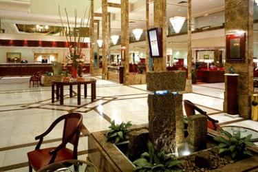 Hotel Warsaw Marriott: Lobby WARSCHAU