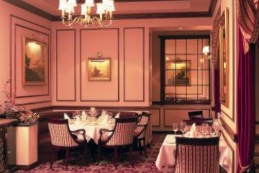 Hotel Warsaw Marriott: Restaurant WARSCHAU