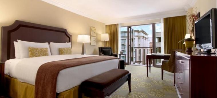 Hotel Fairmont Washington, D.c., Georgetown: Camera Matrimoniale/Doppia WASHINGTON (DC)