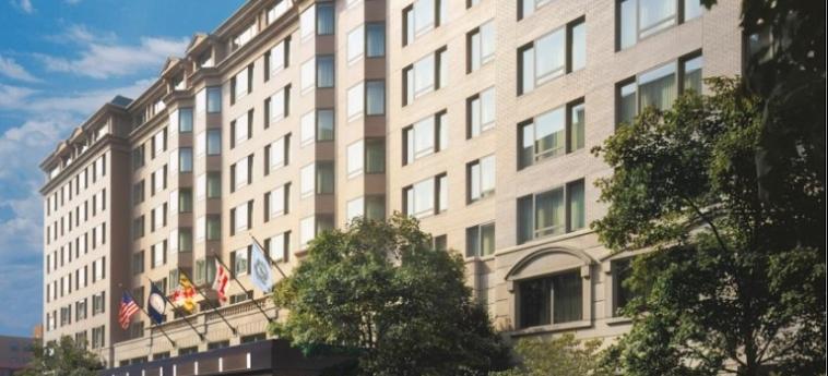 Hotel Fairmont Washington, D.c., Georgetown: Facciata WASHINGTON (DC)