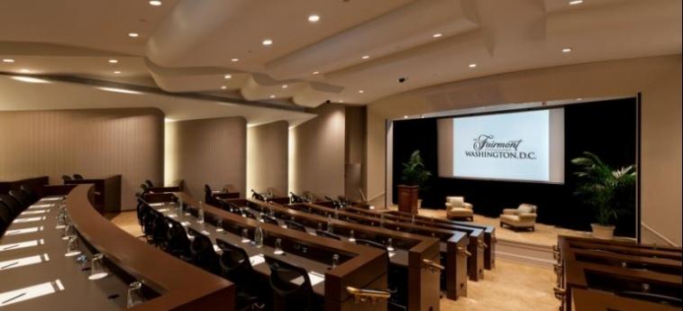 Hotel Fairmont Washington, D.c., Georgetown: Sala Riunioni WASHINGTON (DC)