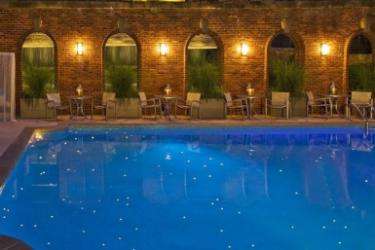 Palomar  - A Kimpton Hotel: Piscina Cubierta WASHINGTON (DC)