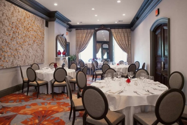 Morrison-Clark Historic Hotel And Restaurant: Ballroom WASHINGTON (DC)