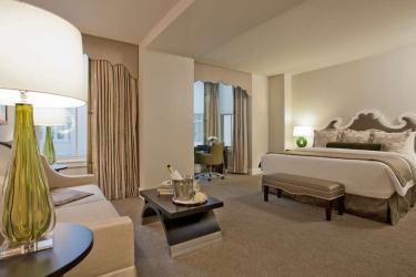 Morrison-Clark Historic Hotel And Restaurant: Chambre Suite WASHINGTON (DC)