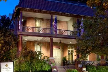 Morrison-Clark Historic Hotel And Restaurant: Extérieur WASHINGTON (DC)