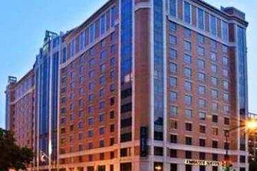 Hotel Embassy Suites By Hilton Washington Dc Convention Center: Esterno WASHINGTON (DC)
