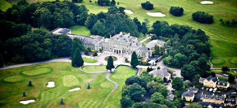 Faithlegg House: Aerial View WATERFORD
