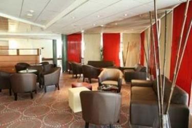 Hotel Novotel Wavre Brussels East: Lobby WAVRE