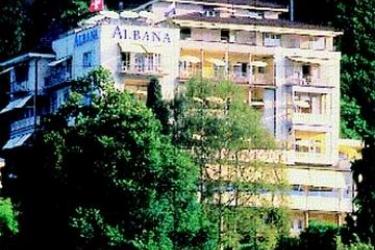Hotel Albana: Außen WEGGIS