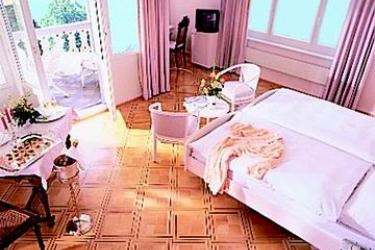 Hotel Albana: Schlafzimmer WEGGIS