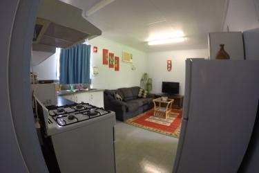 Hotel Anchorage Weipa: Living area WEIPA - QUEENSLAND
