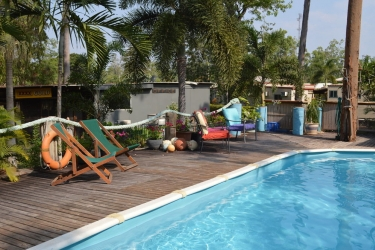 Hotel Anchorage Weipa: Outdoor pool WEIPA - QUEENSLAND