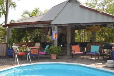 Hotel Anchorage Weipa: Outdoor Swimmingpool WEIPA - QUEENSLAND