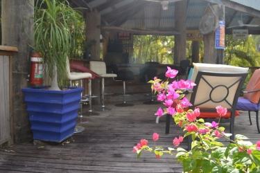 Hotel Anchorage Weipa: Terrace/Patio WEIPA - QUEENSLAND