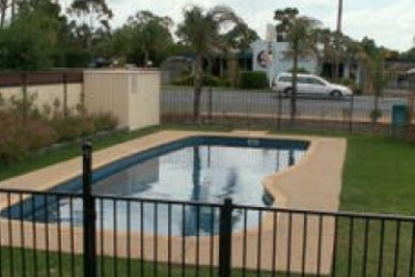 Hotel Mayfair Motel: Piscina Exterior WEST WYALONG - NEW SOUTH WALES
