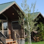 EXPLORER CABINS AT YELLOWSTONE 3 Sterne