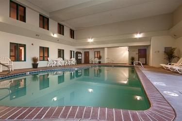 Hotel Best Western Desert Inn: Swimming Pool WEST YELLOWSTONE (MT)