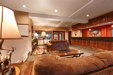 Hotel Best Western Desert Inn: Lobby WEST YELLOWSTONE (MT)