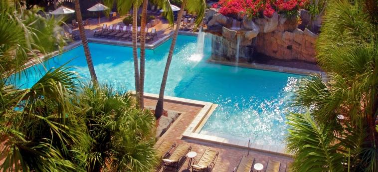 Hotel Bonaventure Resort & Spa: Piscina Esterna WESTON (FL)