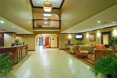 Hotel Best Western Plus University Inn & Suites: Lobby WICHITA FALLS (TX)