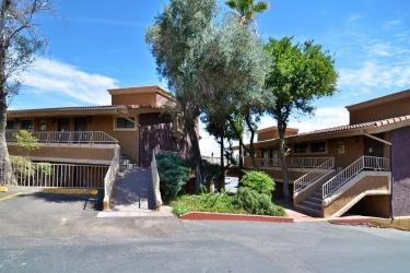 Hotel Best Western Rancho Grande: Exterior WICKENBURG (AZ)