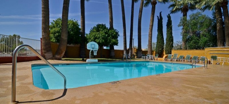 Hotel Best Western Rancho Grande: Pool WICKENBURG (AZ)