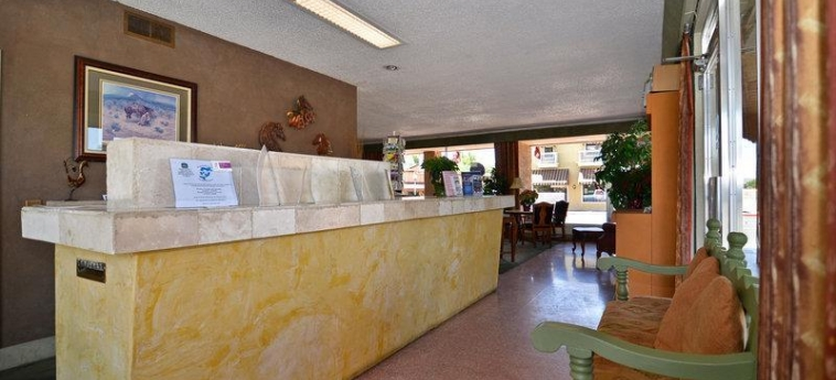 Hotel Best Western Rancho Grande: Reception WICKENBURG (AZ)