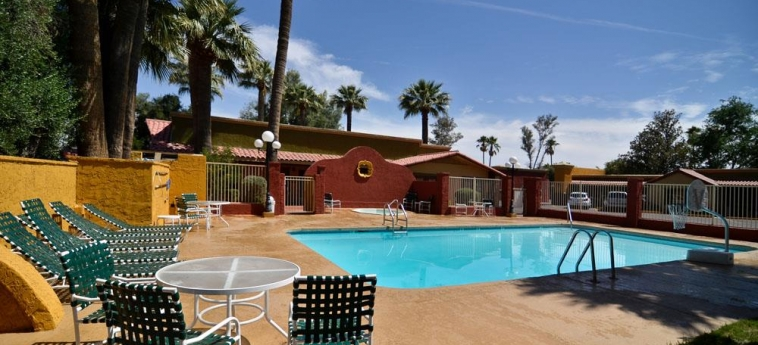 Hotel Best Western Rancho Grande: Swimming Pool WICKENBURG (AZ)