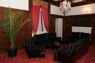 Pension Baron Am Schottentor: Hotelhalle WIEN