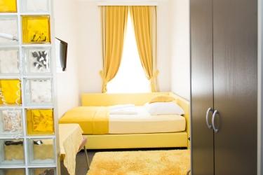 Hotel Odeon: Gastzimmer Blick WIEN
