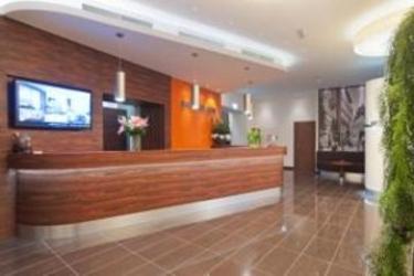 Hotel Nestroy: Hotelhalle WIEN
