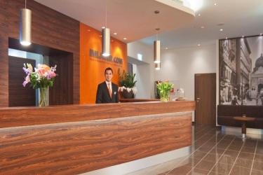 Hotel Nestroy: Lobby WIEN