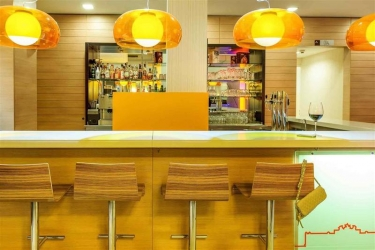 Hotel Ibis Wien Messe: Bar WIEN