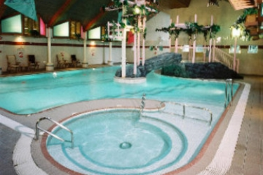 Hotel Low Wood Bay: Swimming Pool WINDERMERE