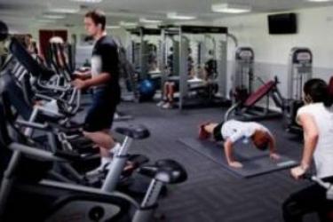 Hotel Low Wood Bay: Gym WINDERMERE