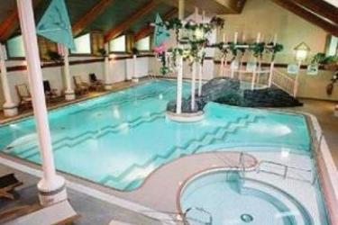 Hotel Low Wood Bay: Heated Swimmingpool WINDERMERE