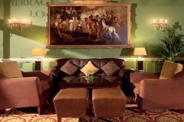 Macdonald Old England Hotel & Spa: Lounge Bar WINDERMERE