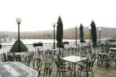 Macdonald Old England Hotel & Spa: Terraza WINDERMERE