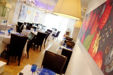 Hotel Waterhead: Restaurante WINDERMERE