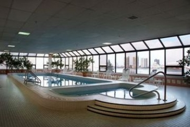 Hotel Radisson Riverfront Windsor: Piscina WINDSOR - ONTARIO