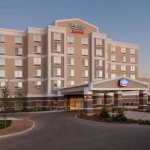 Hotel Fairfield Inn & Suites Winnipeg
